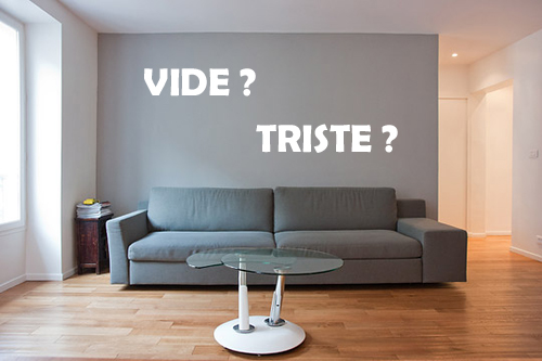 D corer vos murs sans d penser un centime fleximeuble for Decorer grand mur blanc